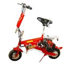 electric minibikes