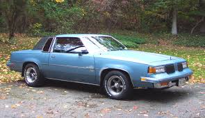 88 oldsmobile cutlass supreme