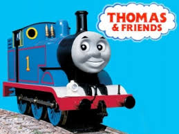 thomas the tank engine and friend