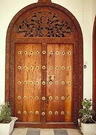 indian doors