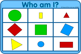 2d shapes pictures