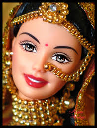 indian barbie doll