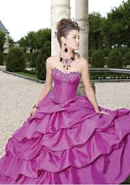 floor length ball gowns