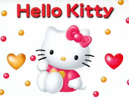 hello kitty background pictures