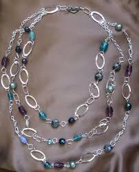 beaded necklace ideas