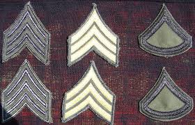 navy rank patches