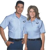 mail carrier uniform