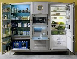 luxury refrigerators