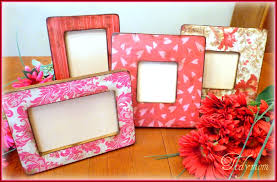 craft picture frames