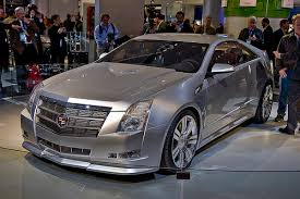 cts cadillac coupe