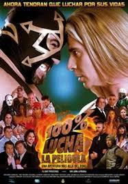 100 lucha ps2