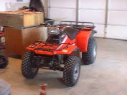 1984 honda fourtrax