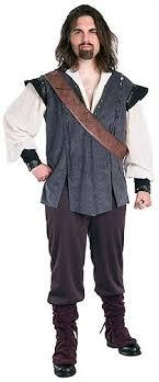 renaissance men costume