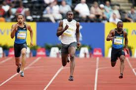 jamaica sprinters