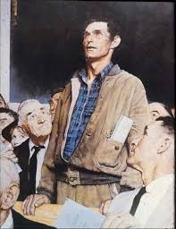 four freedoms rockwell