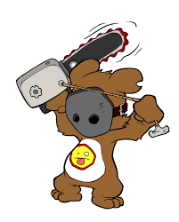 chainsaw bear
