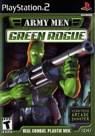 army men ps2