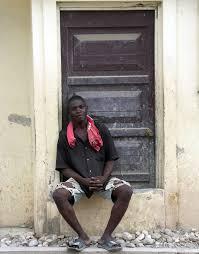 haitian man