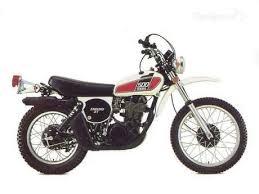 1976 yamaha xt 500