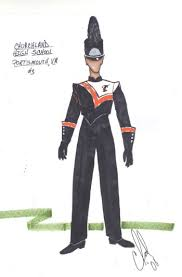 marching uniform