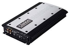 clarion amplifier