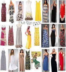 maxi bridesmaid dresses