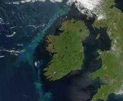 satellite map ireland