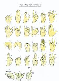mexican sign language