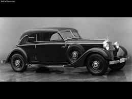 mercedes benz 1937