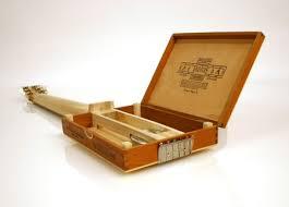 cigar guitar box