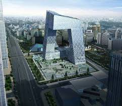 building of china