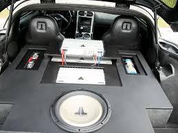 corvette sound system