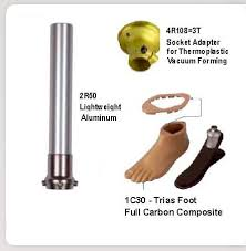 below the knee prosthetics