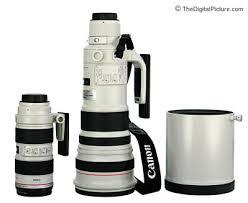 canon 500mm lenses