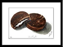 mint cookie