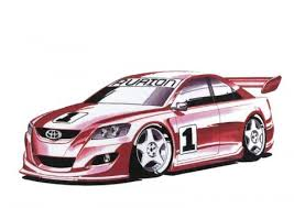 racing cars pictures