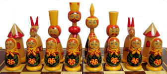 russian chess sets