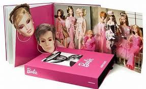 barbie fashion book