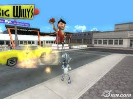 destroy all humans 3 big willy unleashed