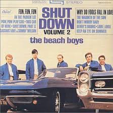 beach boys shut down