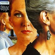 Styx - Pieces Of Eight