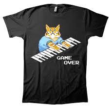 keyboard shirts