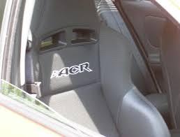 srt 4 acr seats