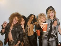 guns n roses reckless road