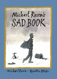 michael rosen sad book