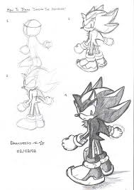 how to draw shadow