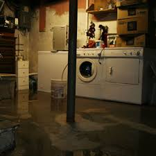 flood in basement