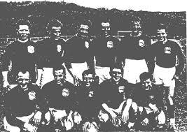 first soccer team