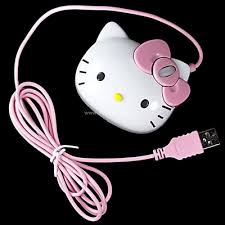 hello kitty usb mouse