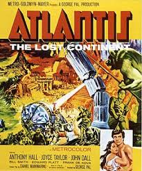 atlantis the lost continent